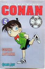 MANGA COMIC ART DETECTIVE CONAN N.5
