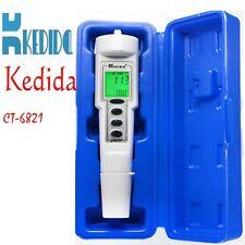 Automatic Calibration Digital Waterproof pH & ORP Meter Portable Pen tester