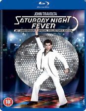 SATURDAY NIGHT FEVER - BLU-RAY - REGION B UK