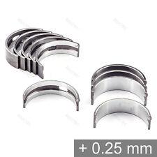 Audi VW Seat Skoda 2.0 1.8 1.6 1.5 1.3 1.2 16V 8V Main Bearings Shells (0.25mm)