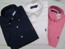 Camisas y polos de hombre de manga corta azul Ralph Lauren