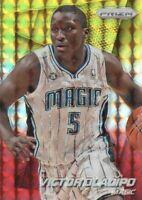 2014-15 Panini Prizm Basketball YellowRed Mosaic Prll #124 Victor Oladipo