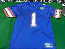 Officially Licensed Collegiate Florida Gators #1 Tim Tebow Youth Jersey - Sz. L