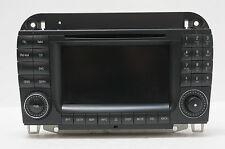 *READ* 03-06 MERCEDES-BENZ CL500 S500 AM FM Radio Navigation CD Player OEM AS-IS