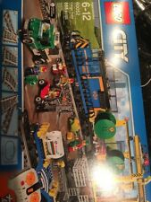 Lego 60052 City Cargo Train New Wear 2 Seals Are Opening