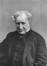 ENGINEERS. James Nasmyth, Inventor of Steam Hammer & Pile Driver 1907 print