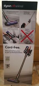 Dyson V8 Animal Cordless Vacuum Cleaner NEW & FACTORY SEALED