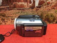 JVC GZ-MG30U HDD Camcorder Video Camera 30GB 25x Optical Zoom