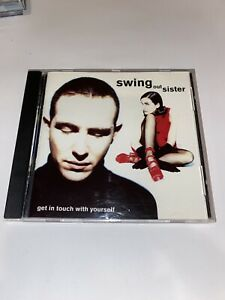[-] Swing Out Sister - GET IN TOUCH WITH YOURSELF - CD UK FONTANA 1992 -  CD