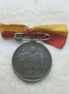 Medaille Post Tenebras Lux Geneve 1942