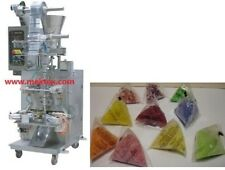 Pyramid Bags Candy Wrapping Machine/Popcorns Sealer Wrapping Machine/Beans Seals