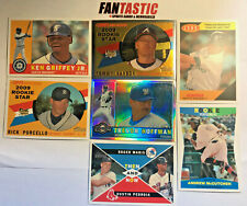2009 Topps Heritage & High Number YOU PICK base, SP, Chrome, Inserts, RC etc