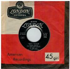 PAT BOONE Friendly persuasion 45rpm 7' PS 1956 ITALY EX-