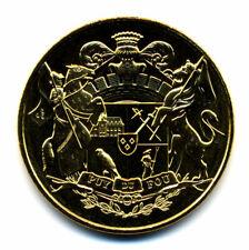 85 LE PUY DU FOU Blason, 2020, Monnaie de Paris