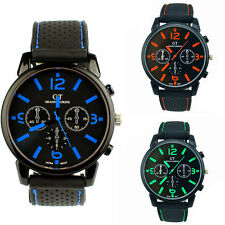Quartz (Battery) Sport Brushed Wristwatches
