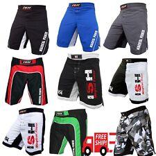Kick Boxing MMA Shorts UFC Cage lucha Luchador Lucha Muay Thai Hombre Corta
