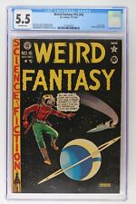 Weird Fantasy #16 (#4) - E.C. 1950 CGC 5.5 Used in SOTI. Atomic explosion panel.