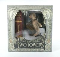 Lord Of The Rings The Two Towers Collectors DVD Gift Set with Gollum Smeagol