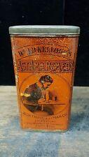 Vintage 1890 Dr J D Kellogg's, Asthma Remedy Toronto Canada Northrop & Lyman Tin
