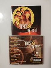 COLONNA SONORA -  GRACE OF MY HEART (BACHARACH COSTELLO,J MASCIS,FOR REAL...) CD
