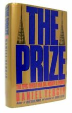 The Prize: The Epic Quest for Oil, Money and Power by Yergin, Daniel