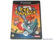 ## Cel Damage (Deutsch) Nintendo GameCube / GC Spiel - TOP ##