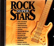 Rock Super Stars  Joe Cocker - Scorpions - DeepPurple - Queen uvm.