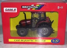 BRITAINS CASE IH  JX1075C  WITH 3PT HITCH TRACTOR  1/32 NIB