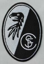 Aufnäher Fußball Football club FC Freiburg Logo patch Bügelbild iron on 8x5cm