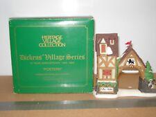 "Department 56 Dickens' Village Series 10 Year Anniversary 1984-1994 ""Postern"""