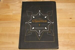 Liber Chaotica. Hardcover.