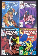 THE FALCON 1 2 3 4 Complete (Marvel 1983-84) Daredevil - Unread - 9.4 NM