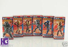 Banpresto WCF Iron Man Gashapon Capsule Mini Figure Vol. 2  x6 monger patriot 6