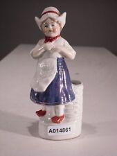 +# A014861 Goebel Archiv Muster Gräfenthal Vase Mädchen als Holländerin 14966