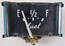 1946 1947 1948 Chrysler Town & Country NOS MOPAR Script Gas Fuel Gauge