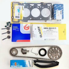 SMART Car Engine Rebuild Kit with Full T Chain kit for 450 Fortwo 0.6L / 600cc