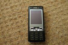 Sony Ericsson Cyber-shot K800i - Velvet black (Unlocked) Mobile Phone