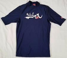 Quiksilver Rash Guard Swim Shirt Men's XL