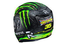 HJC RPHA 11 PRO Cal Crutchlow MOTOGP 35 MONSTER HELMET MEDIUM FREE DARK SMOKE