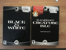 Black & White (PC) With Creature Isle Expansion