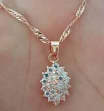 Cadena Colgante Oro (GoldFilled). Necklace Rose Gold Filled.  Chain Pendants