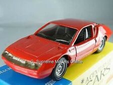 ALPINE RENAULT A310 1/43RD SIZE CAR MODEL RED 2 DOOR SPORTS VERSION R0154X{:}
