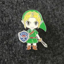 The Legend of Zelda Link Pin Badge