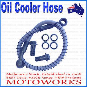 hydraulic oil cooler hose + BANJO BOLT + Washer PIT PRO Trail ATV Quad Dirt Bike