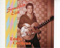 EDDIE COCHRAN Somethin' Else 2CD - NEW sealed - Rockabilly - 1950s rock 'n' roll