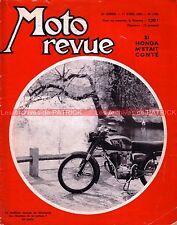 MOTO REVUE 1736 Histoire de HONDA de 1947 à 1958 ; BABIN PEEL pour BMW /2 1965
