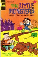 The Little Monsters #32 Whitman Comics Comic Book March 1976 Issue Very Good
