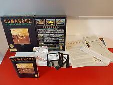 Comanche operazione WHITE LIGHTNING [PC 3,5 Disk] OVP completa in box