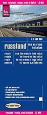 Russia from the Urals À LAKE BAÏKAL Rkh r / V (R) Wp GPS par Reise Know-How