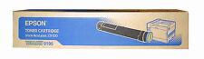 original Epson S050195 0195 C13S050195 Cartouche d'encre jaune AcuLaser C9100